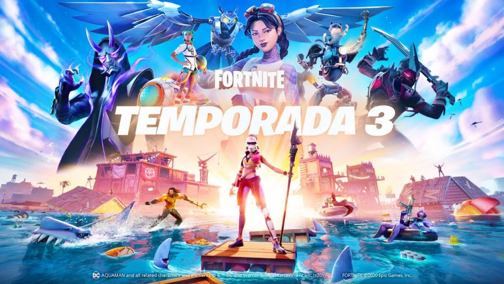 fortnite temporada 3